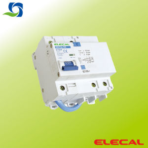 Dz47le-100 Residual Current Operated Circuit Breaker with Over-Current Protection pictures & photos