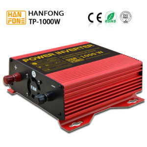 Car Power Inverter 1kw 12VDC to 220VAC for Sale (TP1000)