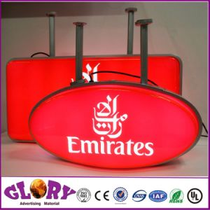 Factory Wholesale 3D LED Advertising Light Box for Shop pictures & photos