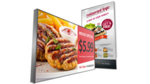 42 Inch FHD LCD High Brightness Smart Digital Menu Display pictures & photos