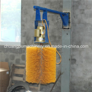 Farm Young Cow Hair Brush with Electric Motor pictures & photos