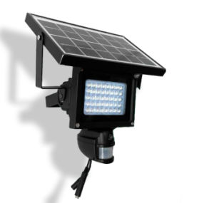 Wireless Security Camera Home Security Motion Detection Solar PIR Camera Light