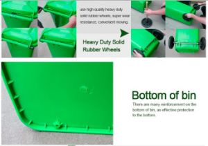 Medical Plastic Dust Bin/ Waste Bin pictures & photos