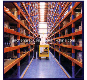 Galvanized or Powder Coated Rivet Shelving pictures & photos