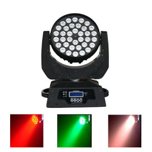 RGBW Zoom Wash 4in1 36X10W LED Stage Light pictures & photos