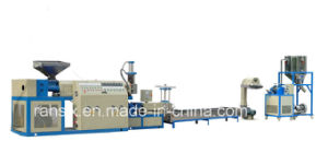 Water Cooling Granule Making Recycling Machine