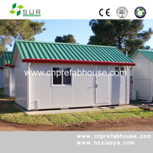 Hot Modern and Luxury Container House Manufacturer pictures & photos