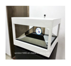 3D Hologram Display Showcase/ Hologram 3D Display pictures & photos