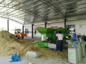 Wood Shaving Packing Machine Corn Silage Baler pictures & photos