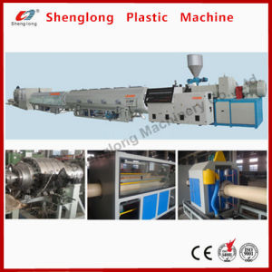 Plastic Extrusion Line Pipe Extruder Extrusion Machine pictures & photos