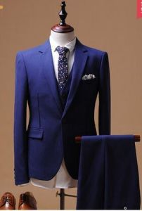 2016 Latest Fused Suit Men Wedding and Business Suit pictures & photos