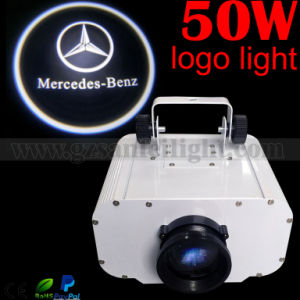 LED 50W Logo Projector Gobo Text Effect Lights