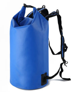 Double Backpack Strap 30L PVC Waterproof Barrel Dry Bag (YKY7277) pictures & photos