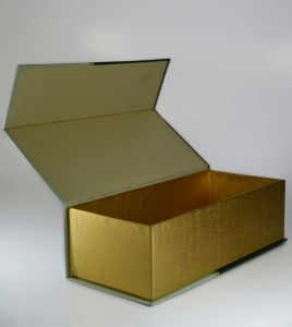 Drinking Paper Packaging Box, Customized Book Printing Service pictures & photos