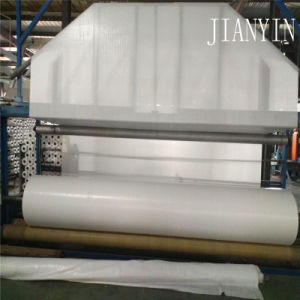 Low Shrinkage High Tensile PP Woven Coated Fabric