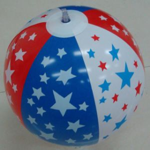 Transparent Customized Toy Ball for Beach on Promotion pictures & photos