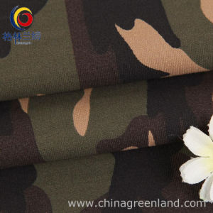 35%Cotton 65%Polyester Army Camouflage Printed Fabric for Garment (GLLML054) pictures & photos