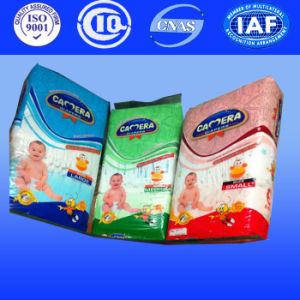 Baby Disposable Diapers Wholesales From China Baby Nappies Diapers Manufacturer (Y410) pictures & photos