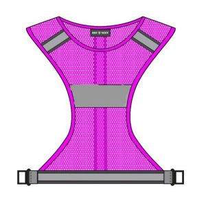 Woman Reflective Running Vest, Gear for Biking Walking Cycling Jogging pictures & photos