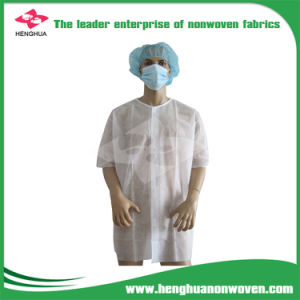 100% PP Spunbonded Non-Woven Fabric for Surgical Coat