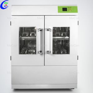 Vibration Temperature Double-Layer Shaking Incubator