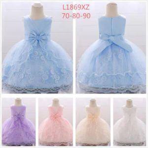 e8ebf1524c1af Birthday Dress for Newborn Baby 1 Year Birthday Party Dress