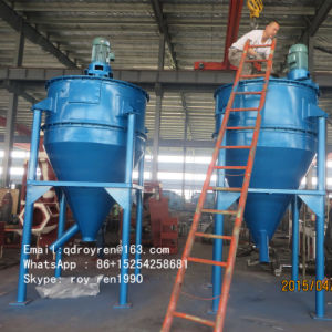 High Efficiency Fiber (NYLON) Rubber Separator in Waste Tire Recycling Line / Rubber Crumb Line pictures & photos