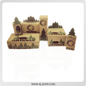 Christmas Cardboard Boxes/Paper Box /Gift Box/Color Box