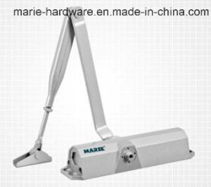 Aluminum Alloy Adjustable Position Kinds of Installations Hydaulic Door Closer/Controller/Shutter