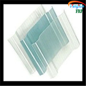 China Clear Transparent Corrugated Frp Roof Sheet Fiberglass Reinforced Plastic Roof Sheet For Greenhouse Carport China Frp Roof Sheet Frp Roof Tile