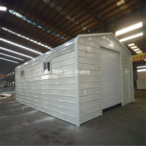 Professional Steel Structure Garage Metal Building pictures & photos