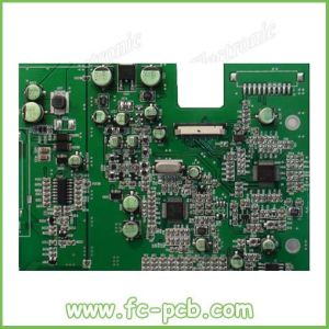 Green Solder Mask PCB Assembly