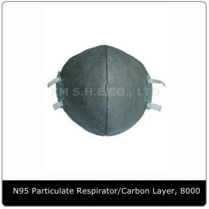Carbon Filter Mask 9009 pictures & photos