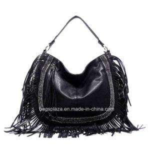 133e1604d40 2015 New Trendy Woman Handbag Tassels Handbag Fancy Bag Hobo Bag ...