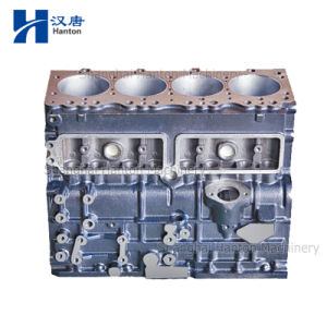 Isuzu 4BD1T series truck diesel motor engine parts cylinder block pictures & photos