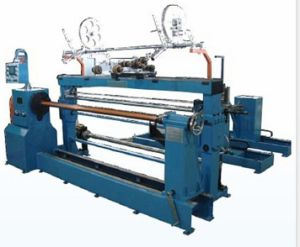 Automatic Wire-Laying Winding Machine for Transformer Coil