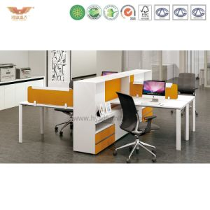 2017 New Modern Good Quality Good Price Office Cubicle Staff Cubicle with Fsc Certificate pictures & photos
