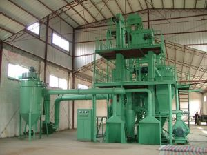 Feed Mill for Poultry with Pellet Mill