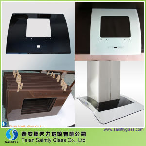 Curved/Bend Tempered Glass for Household Appliance