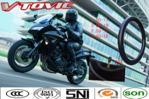 Facotry Supplied Butyl Inner Tube for Motorcycle (2.75-17)