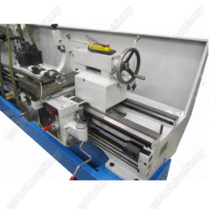 Horizontal Metal Cutting Manual Gap-Bed Lathe (CA6250B) pictures & photos