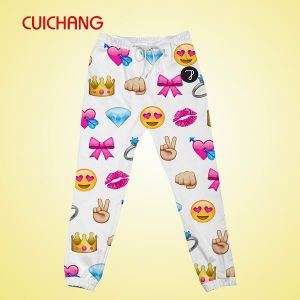 Custom Design Legging with Sublimation Printing