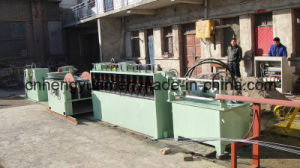 Technical Cold Rolled Ribbed Steel Wire Machine Line