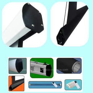 Projector Screen Tab Tensioned, Motorized Projection Screen pictures & photos