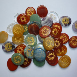 Semi Precious Stone Gemstone Carving Sign pictures & photos
