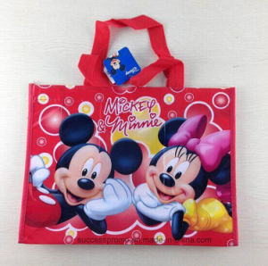 Recyclable Customized PP Woven Shopping Bag pictures & photos