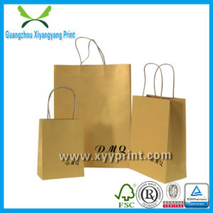 Custom Kraft Paper Bag for Charcoal Wholesale in China pictures & photos