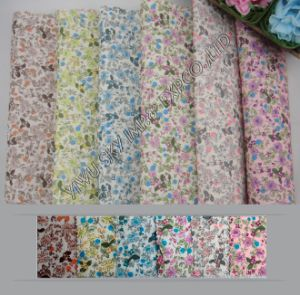 High Quality Stock 100%Polyester Printed Microfiber Fabric for Hometextile pictures & photos