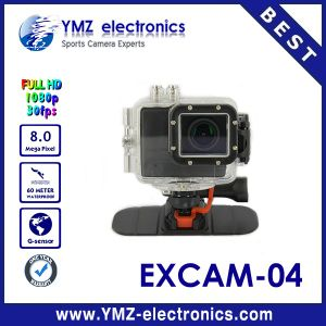 Cheapest 60m Waterproof Camera Excam-04