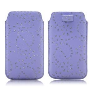 Mobile Cell Phone PU Case for Samsung
